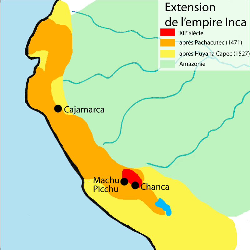 l ancien empire inca